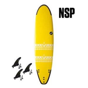 NSP P2 Soft Funboard