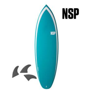 NSP Elements Tinder-D8 Aqua