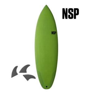 NSP Protech Tinder-D8 Green