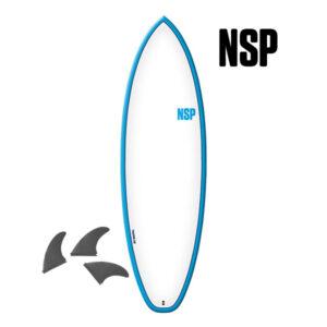 NSP Elements Tinder-D8 Blue