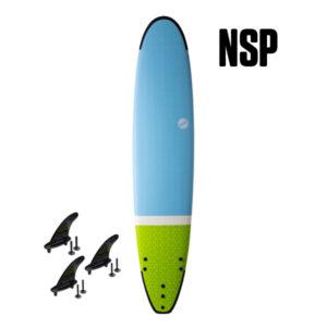 NSP P2 Soft Longboard
